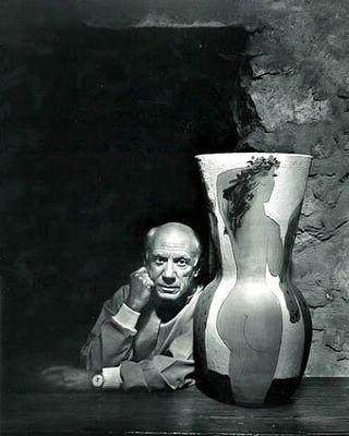 پابلو پیکاسو 1954